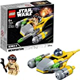 LEGO Star Wars Naboo Starfighter Microfighter 75223 Building Toy