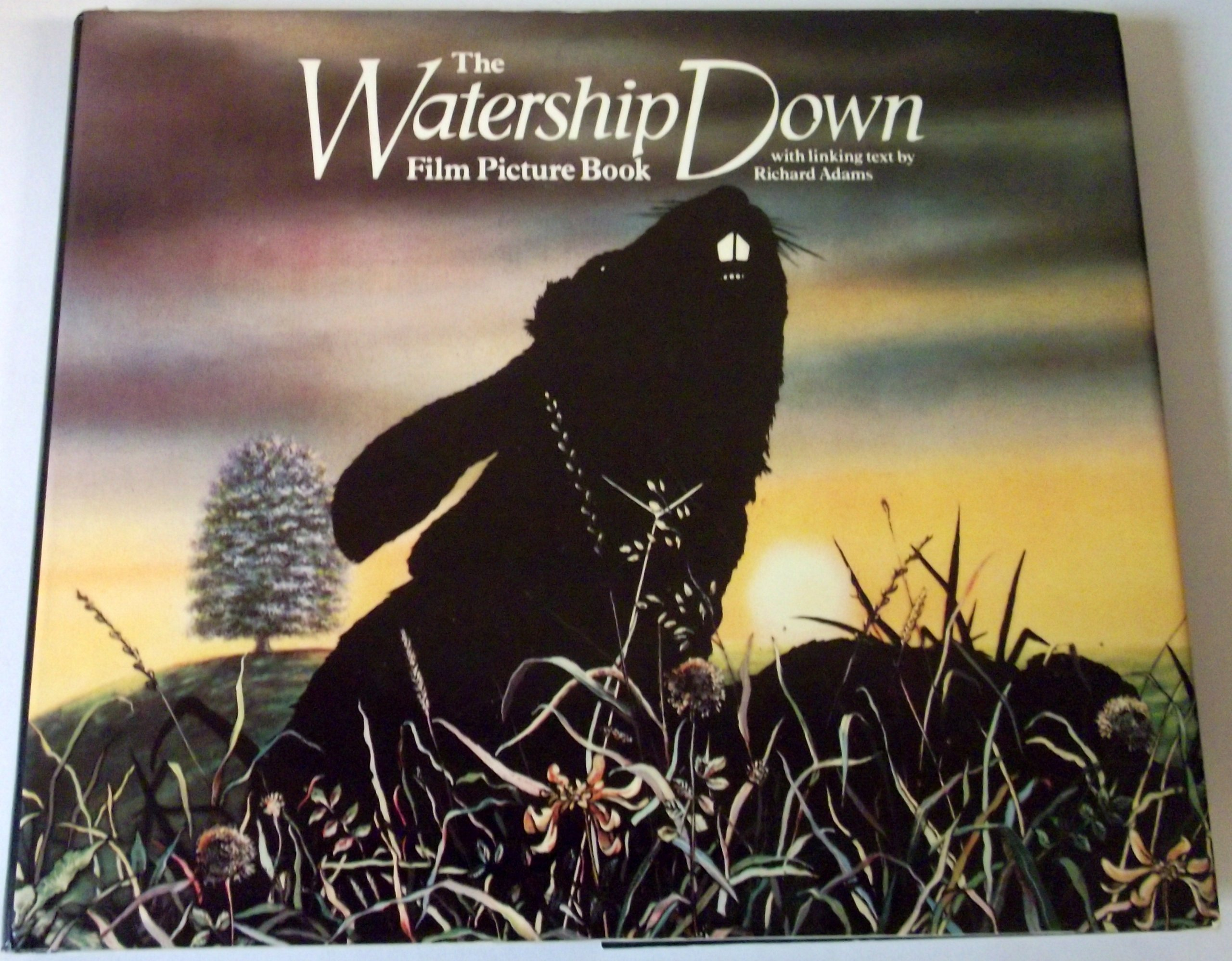 Watership Down Book
