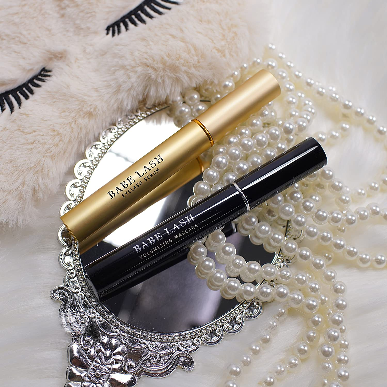 Amazon Babe Lash Eyelash Serum Bundle 2 Milliliter And Mascara