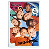 Amazon Price History for:12 Pack 4 x 6 Magnetic Picture Frames Holds 4 x 6 Inches Photo for Refrigerator by Freez-A-Frame Made in the USA