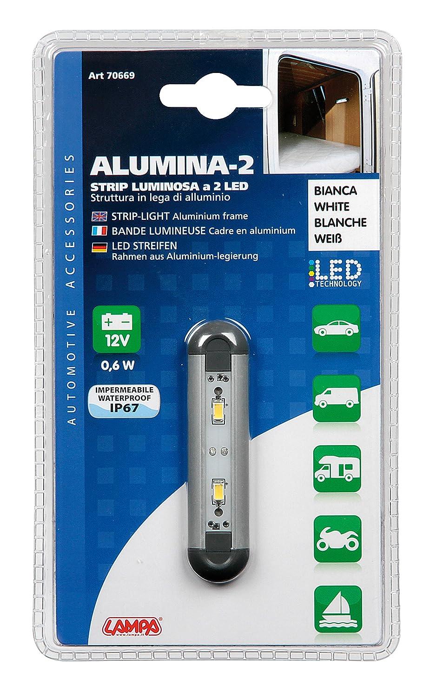 12V Lampa 70669 Alumina-2 Luce