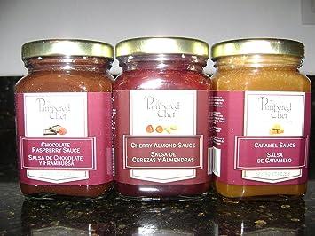 Pampered Chef Cherry Almond Sauce