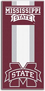 "Officially Licensed NCAA ""Zone Read"" Beach Towel, Multiple Colors, 30"" x 60"""