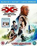 XXX: The Return Of Xander Cage (Blu-ray 3D + Blu-ray + Digital Download) [2017]