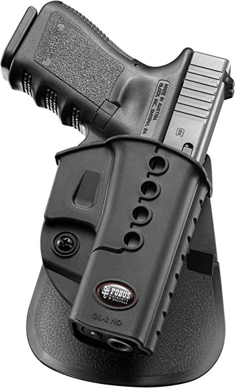pouch Glock 17//19 Fobus Concealed Carry single Magazine mag