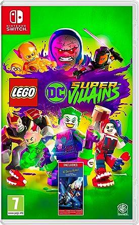 Lego DC Super-Villains - Amazon.co.UK DLC Exclusive - Nintendo Switch [Importación inglesa]: Amazon.es: Videojuegos