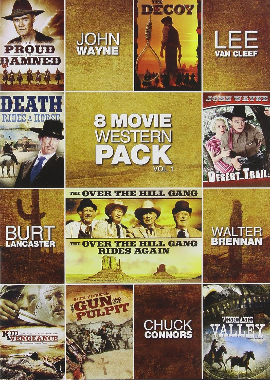 8-Movie Western Pack 1 [Reino Unido] [DVD]: Amazon.es: Cine y ...