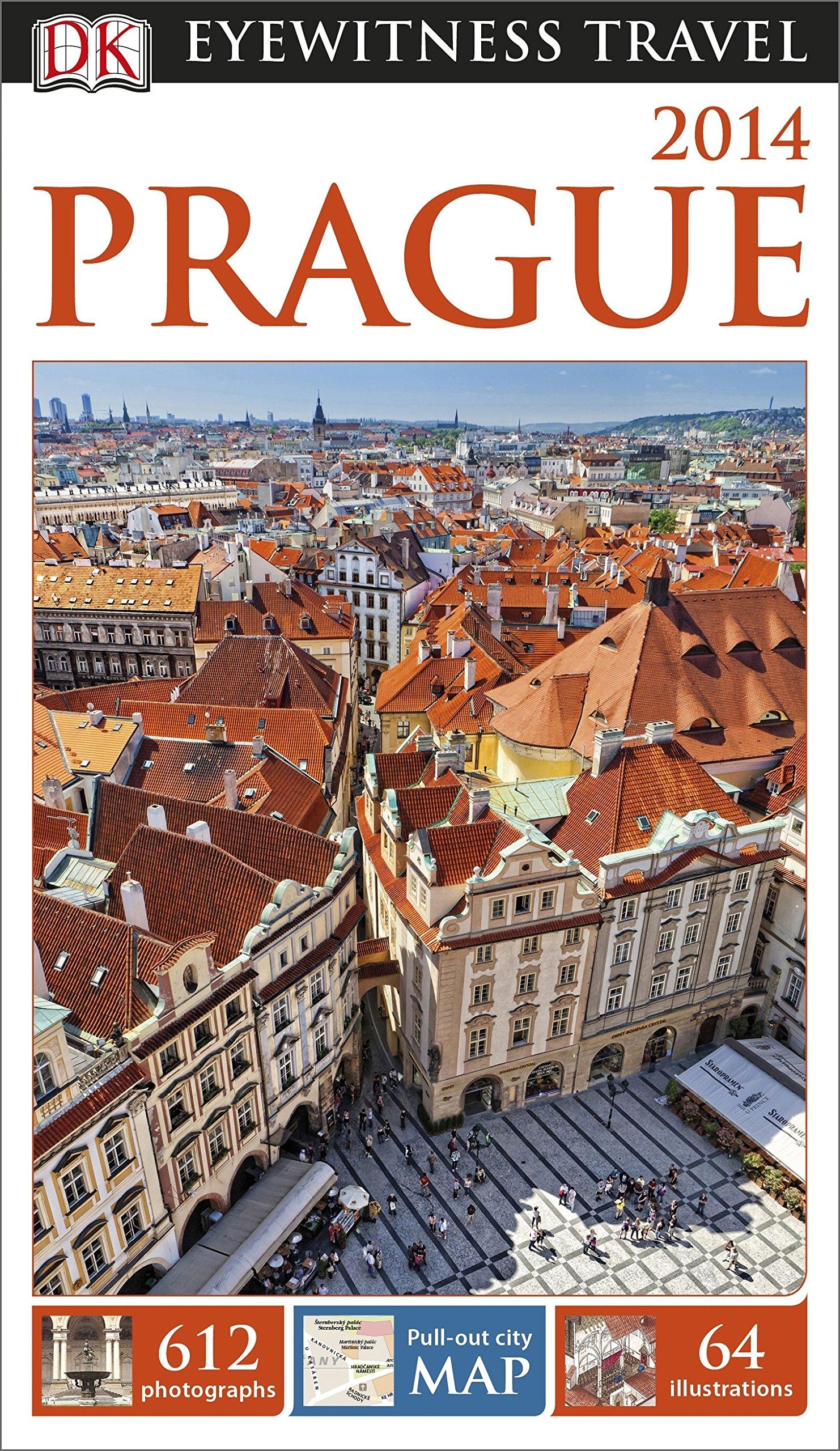 DK Eyewitness Travel Guide: Prague