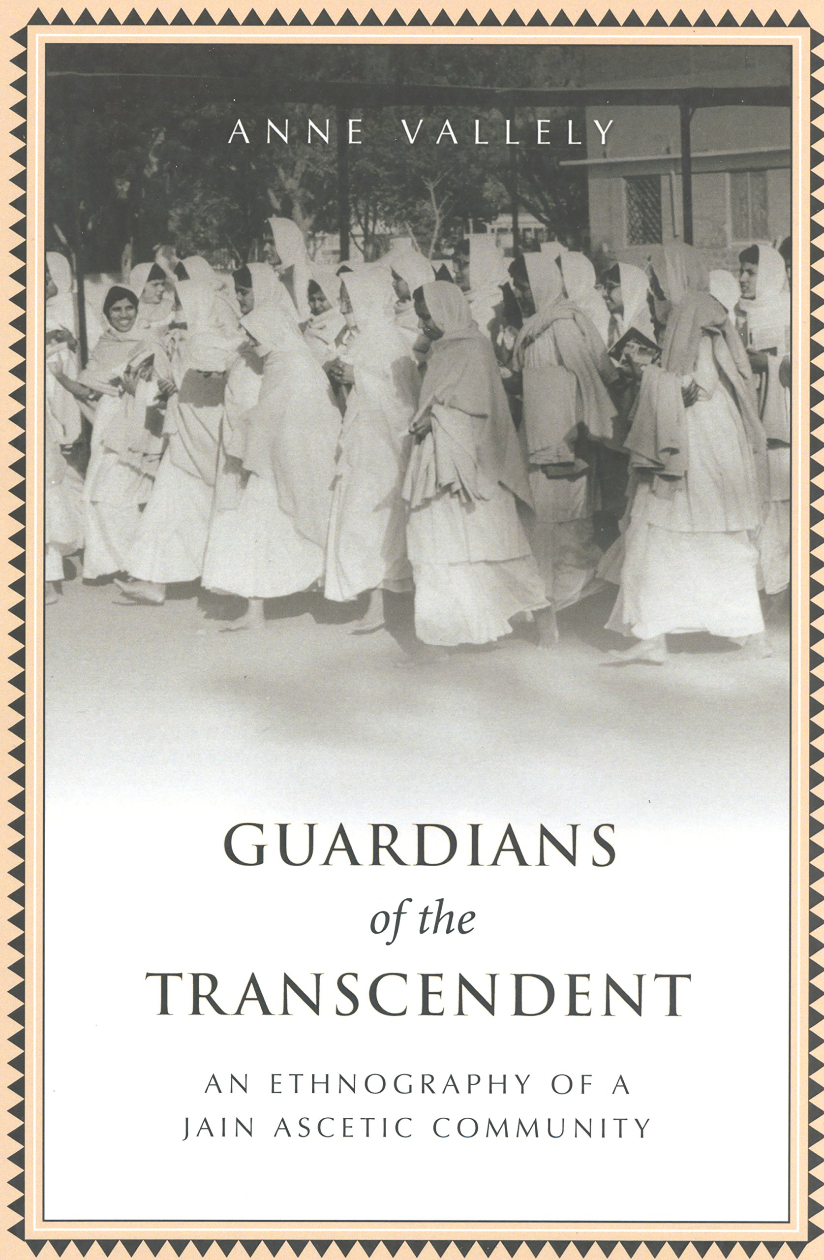 Guardians of the Transcendent: An Ethnography of a Jain Ascetic Community (Anthropological Horizons) pdf epub