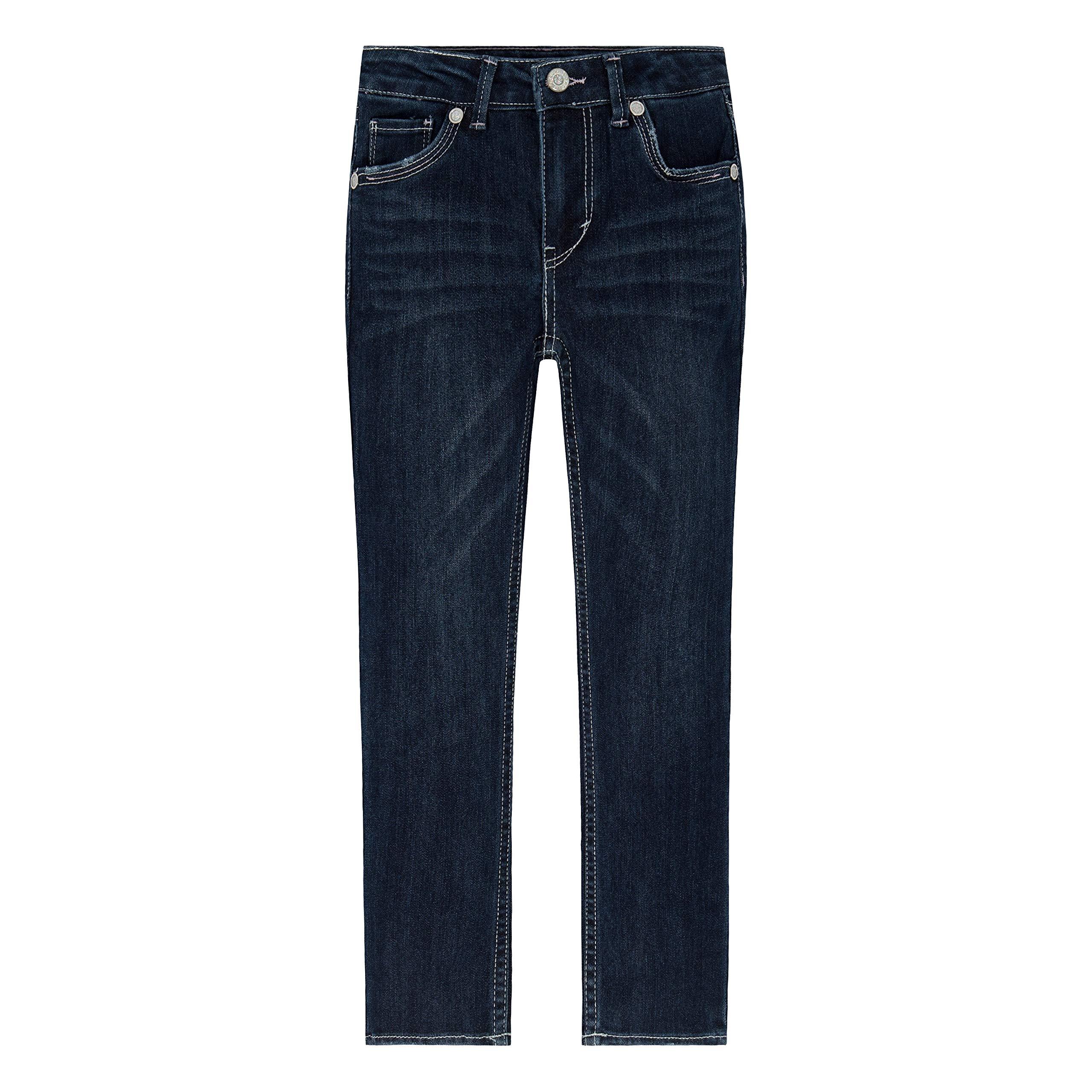Levi's Girls' 711 Skinny Fit Jeans , Trinity, 5