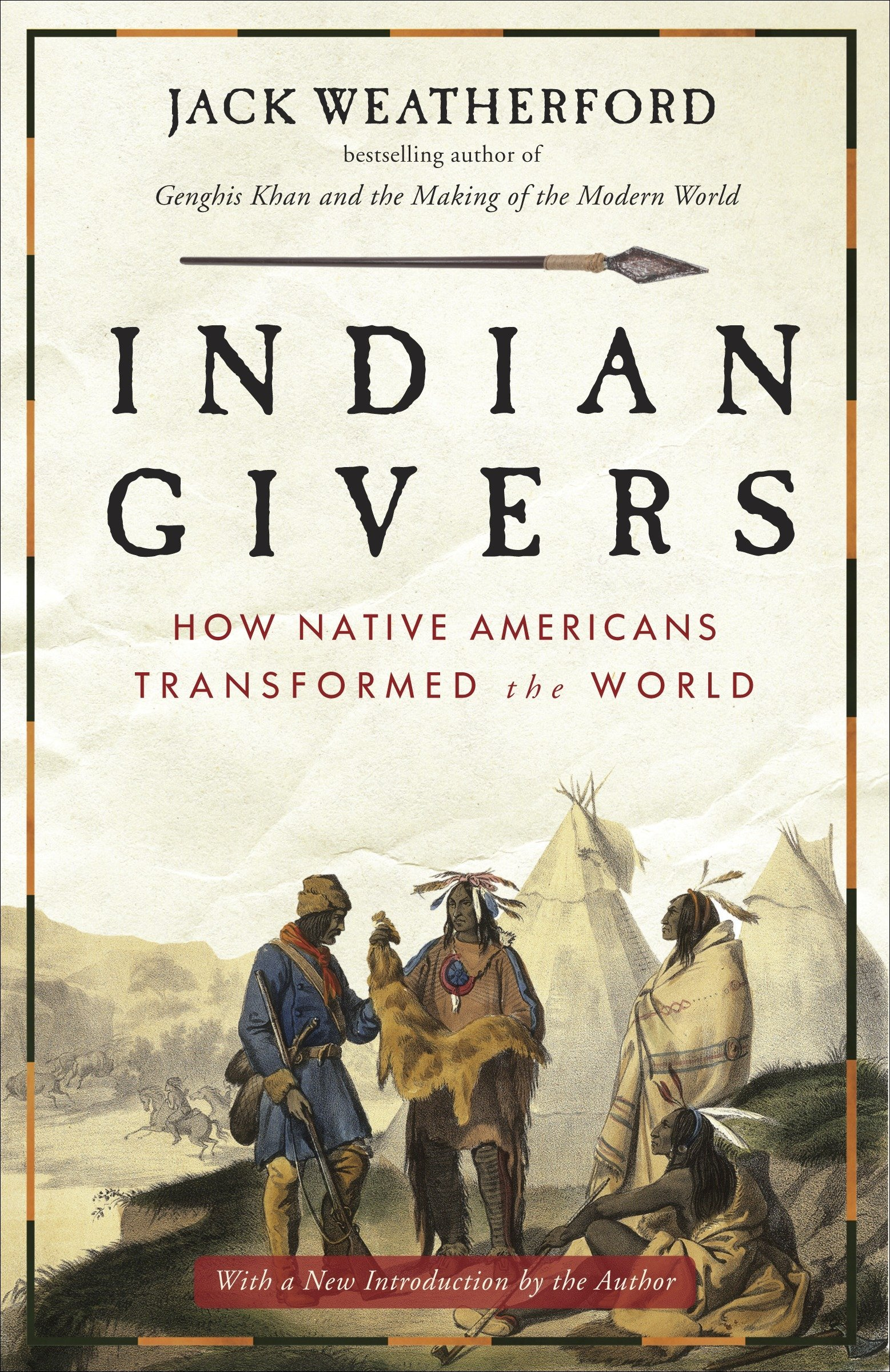 Amazon fr - Indian Givers: How Native Americans Transformed