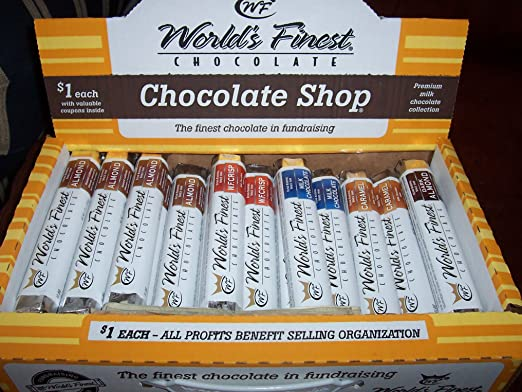 World's Finest Chocolate Bar Assortment