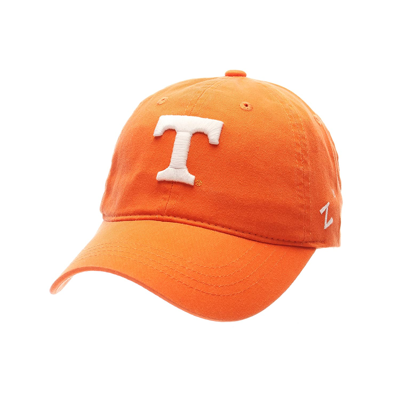 Orange NCAA Tennessee Volunteers Mens Scholarship Relaxed Cap Adjustable