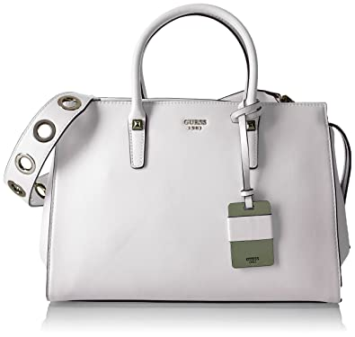 Guess Women s HWVG6492070 Top-Handle Bag Multicolour Multicolour (Shell  Multi ... 8fc958e0d3284