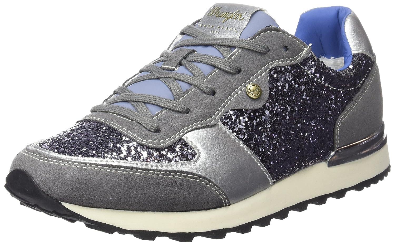 Wrangler Runway 19997 Glitter, Baskets Glitter) Basses Femme Argent - - Silber (422 Steel Glitter) b886cbc - reprogrammed.space