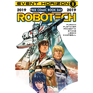 Robotech Free Comic Book Day 2019
