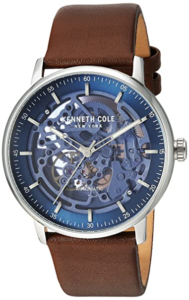 Kenneth Cole Analogue Blue Dial Men's Watch -Kc15104003 Men at amazon