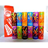 XS Energy Drinks - Variety Pack 12 Cans 8.4 Ounce Each