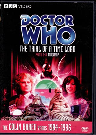 Doctor Who The Trial Of A Time Lord Parts 5 8 Mindwarp
