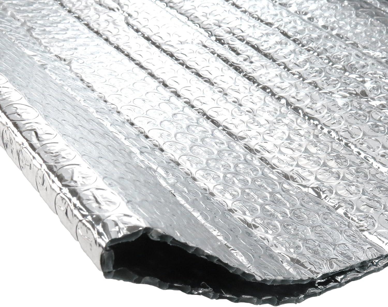 Zirgo 316607 Heat /& Sound Deadener for 69-77 Comet Floor Stg3 Kit