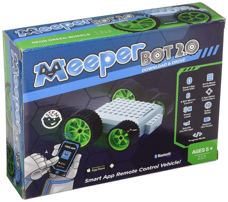 Meeper 213 Meeperbot 2, neongrün