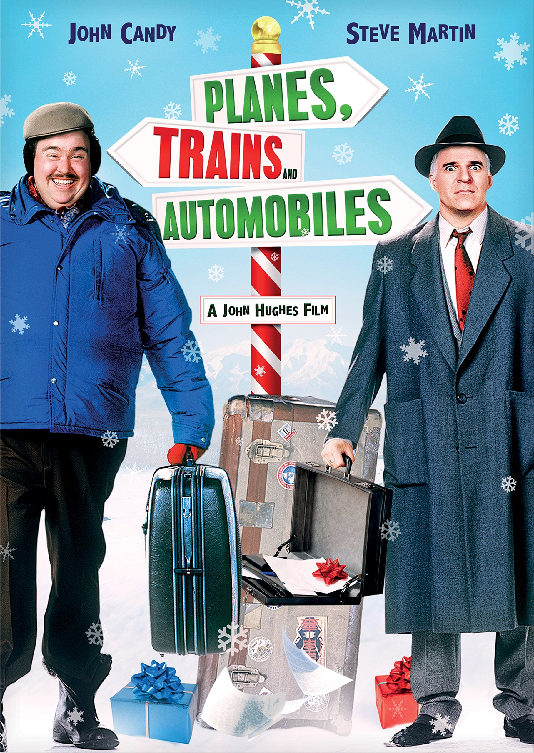 Planes, Trains and Automobiles (Anniversary Edition, Widescreen, Amaray Case, Dolby, Dubbed)