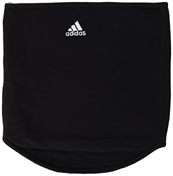adidas FB NECKWARMER Cache-cou Homme, Noir Blanc, FR   M (Taille ... 808c5cf06f0