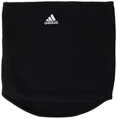on sale 3c799 38be9 adidas FB NECKWARMER Cache-Cou Homme, NoirBlanc, FR  M (