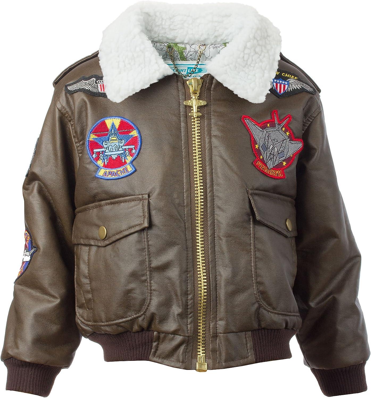 Edmo Bomber Jacket for Kids