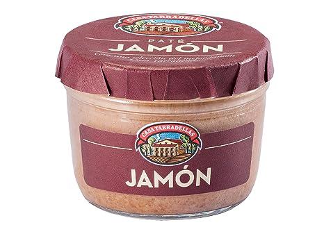 Paté jamón - Casa Tarradellas - 125 g