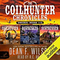 The Coilhunter Chronicles - Omnibus (Books 1-3)