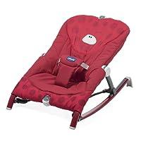 Chicco Pocket Relax - Hamaca ultracompacta y ligera, hasta 18 kg, color rojo