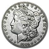 1890 CC Morgan Dollar VF $1 Very Fine