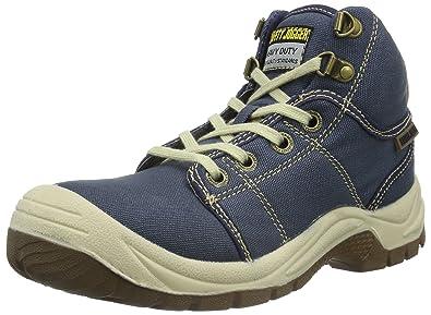 Safety Jogger Unisex-Erwachsene Desert Sicherheitsschuhe, Blau (043), 39 EU