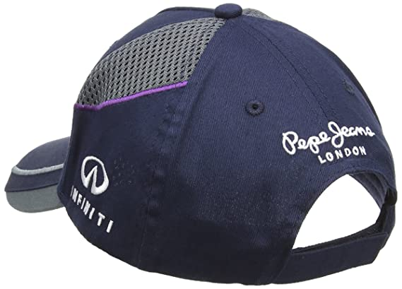Infiniti Red Bull Racing Gorra Official Teamline Azul Oscuro Única: Amazon.es: Ropa y accesorios