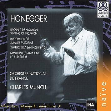 Symphony No.2 & 5 / Le Chant de Nigamon / Pastorale d'ete