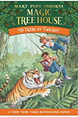 Tigers at Twilight (Magic Tree House Book 19) Kindle Edition