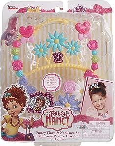 Fancy Nancy, Fancy Tiara & Necklace, 2Piece Set