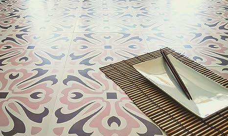 Zazous havana dawn vinile autoadesivo mattonelle pavimenti in