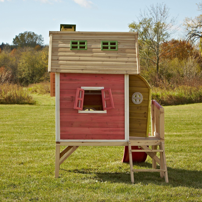 Swing-N-Slide Hide and Slide Play House by Swing-N-Slide (Image #3)