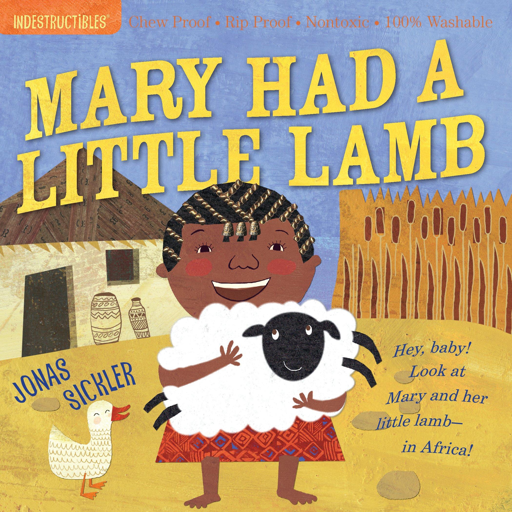 Indestructibles: Mary Had a Little Lamb