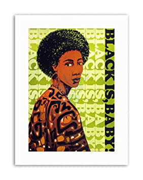 African american civil rights Mujer político lienzo Art Prints: Amazon.es: Hogar