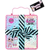 LOL Surprise Deluxe Present Surprise with Limited Edition Doll, and Pet, Pink - Adorable Fashion Doll and Colorful Doll Acces