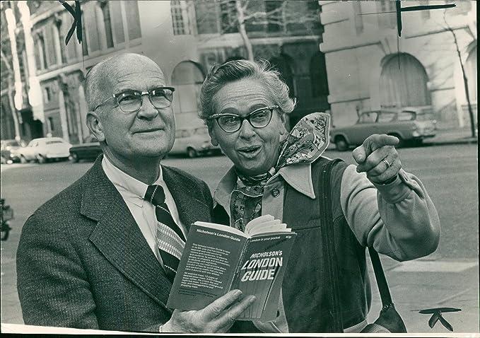 Amazon com: Vintage photo of Professor William Shockley and wife