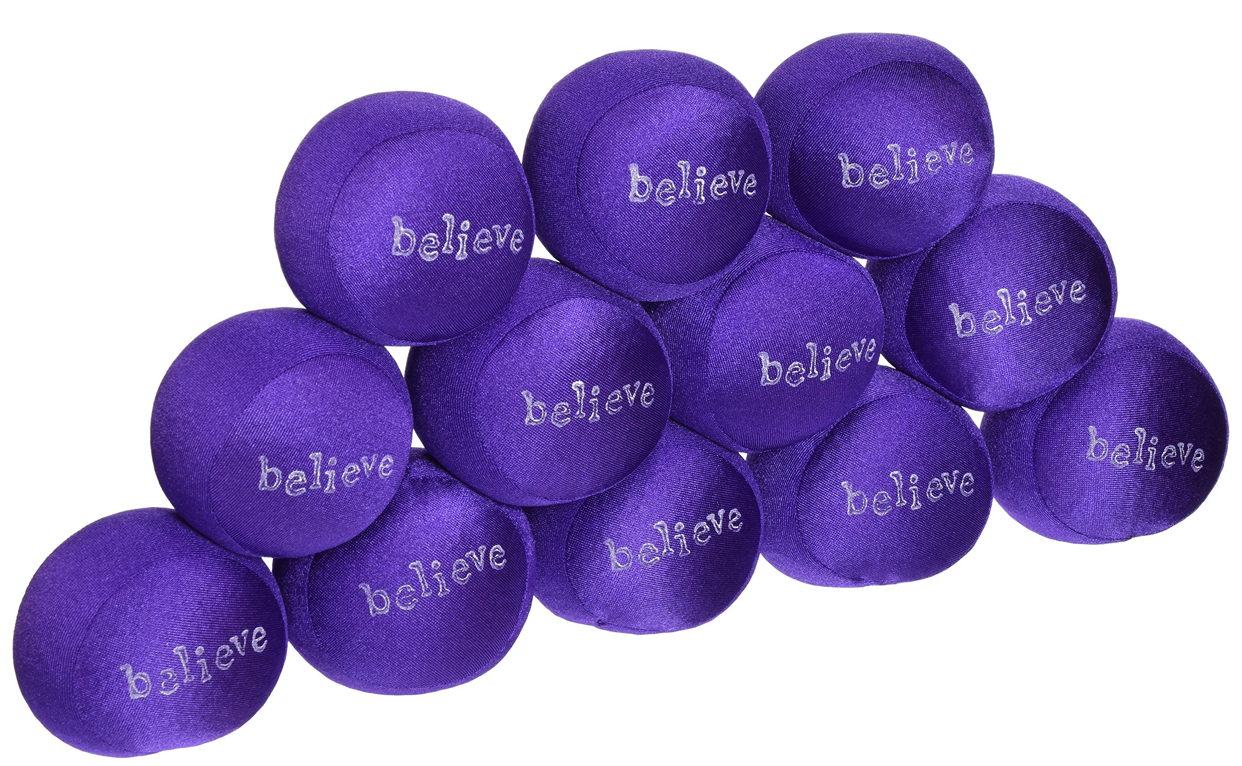 Lavender Luvies Lavender Stress Balls, Purple Believe - 12 Pack