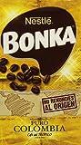Bonka - Café Tostado Molido Puro Colombia - 4 Paquetes de 250 g