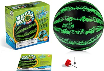 Watermelon Ball Green Pool Toy for Kids