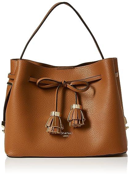 fashion style 7bb8ad4824 Dune Womens Dinidess Shoulder Bag Brown (Tan)  Amazon.co. ... 57008e23b