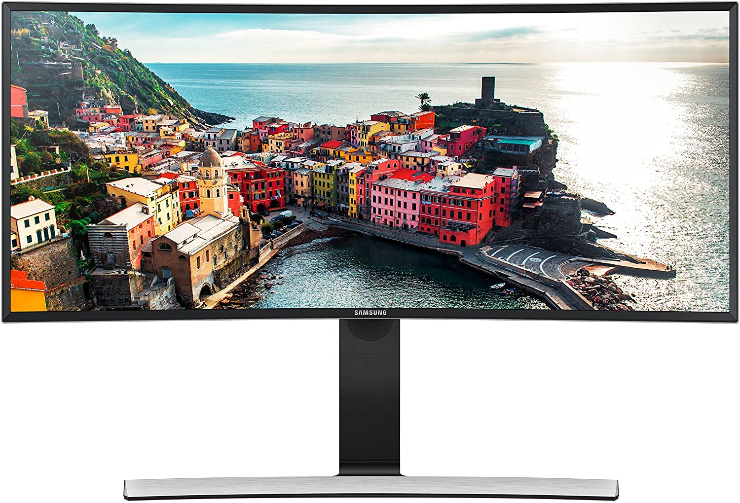 Samsung S34E790C Curved Wide Monitor