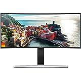 Samsung S34E790C - 34-Inch Curved WQHD Cinema Wide (3440 x 1440) Professional LED Monitor